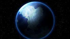 Qué es el gigantesco muro submarino que rodea todo el plantea descubierto con Google Earth