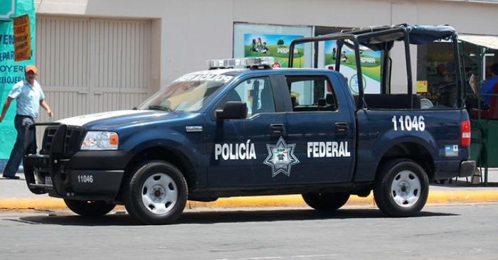 La policía de México. (Crédito de Scazon/Flickr).