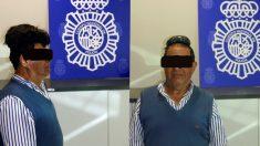 Detienen en aeropuerto español a colombiano que ocultaba cocaína bajo su peluquín