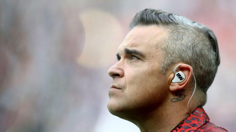 Robbie Williams. (Crédito:  Ryan Pierse/ Getty images)
