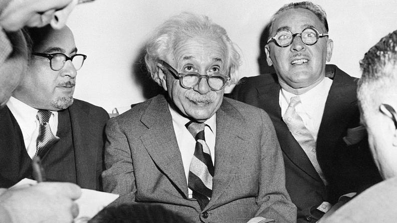 Albert Einstein. (Créditos: AFP/Getty Images)