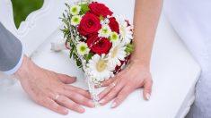 Joven mexicano con cáncer cumple el sueño de casarse y muere 2 horas después