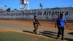 Juegan fútbol con las cabezas de los presos decapitados en la cárcel de Brasil (video)