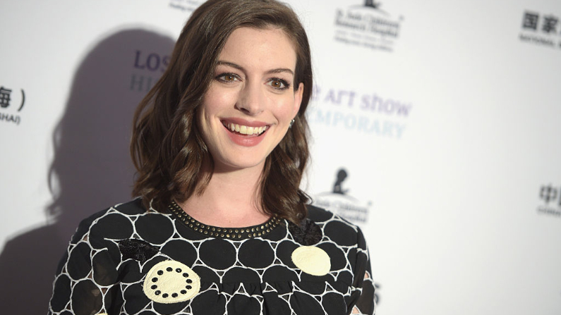 Anne Hathaway. (Crédito: Jason Kempin/Getty Images)