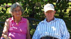 Marido y mujer casados por 71 años mueren el mismo día