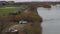 Patrulla fronteriza busca a niña brasileña que cayó en el río Grande