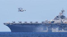 Comandante del Indo-Pacífico de EE.UU.: China está atacando las reglas del orden internacional