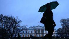 Lluvias torrenciales en Washington llegaron hasta el sótano de la Casa Blanca