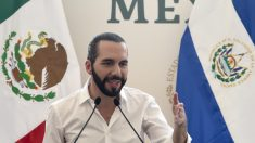"""Bukele pide respeto a Maduro: """"Está hablando con un presidente electo democráticamente"""""""