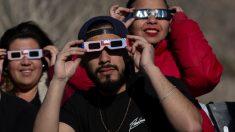 Tras presenciar el eclipse solar: ¿Cómo saber si tus ojos resultaron dañados?