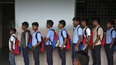 """""""Catástrofe educativa"""" en Venezuela: Se registra un ausentismo escolar de más del 70%"""