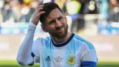 Joven cambia su nombre por el de Lionel Messi y un club de tercera división lo contrata