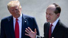 Renuncia secretario de Trabajo de EE.UU. por controversia en caso Epstein