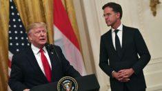 Trump anuncia el derribo de un dron iraní en el estrecho de Ormuz