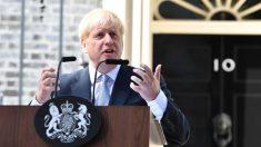 """Boris Johnson asume con la promesa de """"un nuevo y mejor"""" acuerdo con la Unión Europea"""