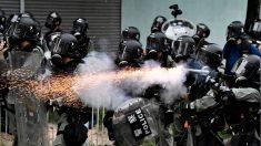 Amnistía Internacional condena la agresión policial en las protestas de Hong Kong