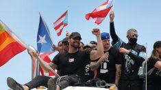 Ricky Martin, Bad Bunny, Residente y miles de manifestantes vuelven a pedir la renuncia de Roselló
