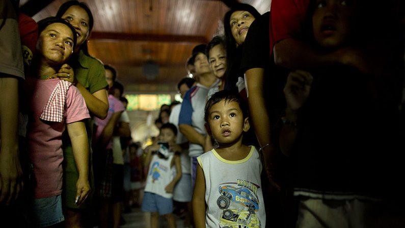 Imagen de archivo de Manilia, Filipinas. (Paula Bronstein/Getty Images)