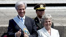 Fallece la primera dama de Uruguay María Auxiliadora Delgado
