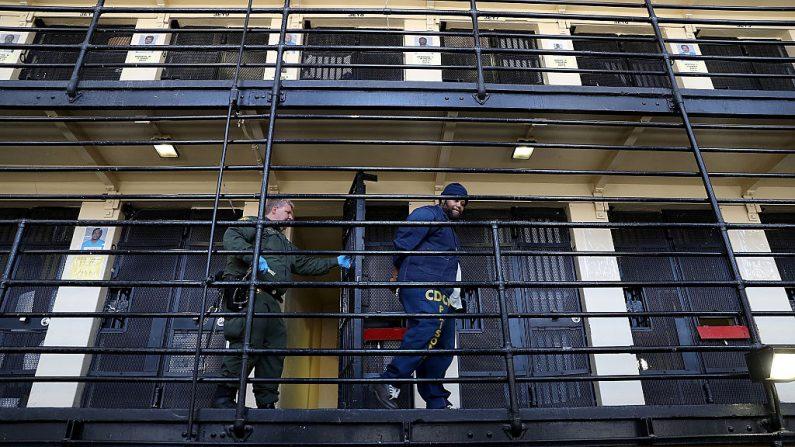 Prisión Estatal de San Quintín el 15 de agosto de 2016 en San Quintín, California. (Justin Sullivan/Getty Images)