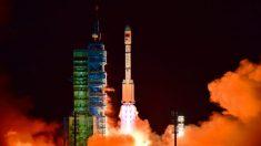 Cae a la Tierra el laboratorio espacial chino Tiangong-2 en el Pacífico Sur