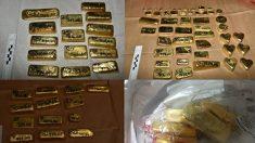 Incautan USD 5 millones de oro de Venezuela en el Reino Unido por lavado de dinero y narcotráfico
