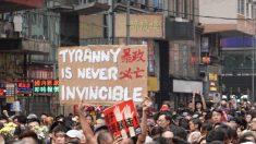 Hong Kong es ahora un símbolo mundial de resistencia contra China