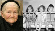 Fue arrestada por ocultar 2500 niños en ataúdes en la II Guerra Mundial, años después se sabe la verdad