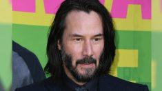 150.000 fans de Keanu Reeves firman una petición para que sea la 'Persona del año' de la revista Time