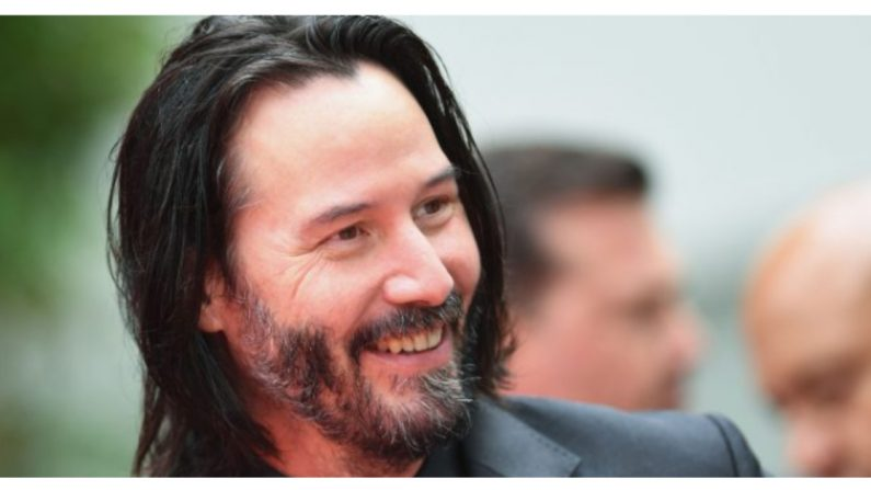 Keanu Reeves. (Crédito: VALERIE MACON/(Getty Images|