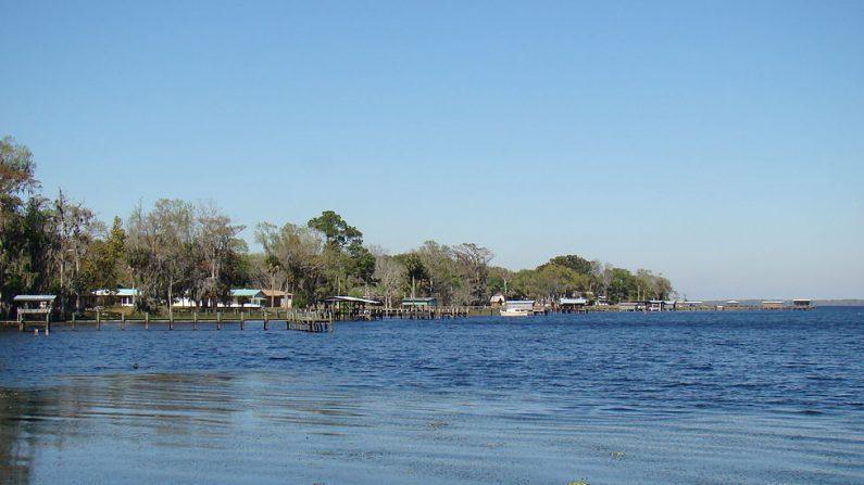 Crescent Lake, Florida. Imagen de archivo. (Wikimedia)