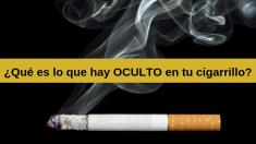 7 venenos que consumes cada vez que fumas y tú creías que era solo tabaco