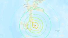 Terremoto en Indonesia de 7,1 grados golpea una de las islas Molucas