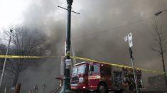 """""""Lo haría de nuevo"""": joven sufre quemaduras graves al rescatar a su sobrina de un incendio"""