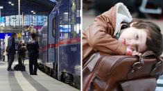 Imágenes de niños cayendo entre el tren y la plataforma, alarman a padres de todo el mundo
