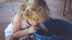 Bebé de 10 meses se ahoga en un balde de agua en Puerto Rico