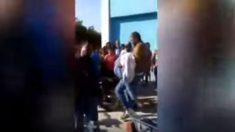 Video: Roban un cadáver de una morgue y se lo llevan entre 2 en una motocicleta en República Dominicana