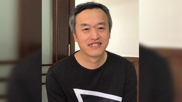 Liu Pengfei, que dirigió el servicio de noticias Informe Global en la popular aplicación de redes sociales WeChat, en una foto de archivo. (Civil Rights and Livelihood Watch)