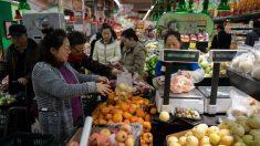 La inflación de los alimentos en China amenaza con estallar