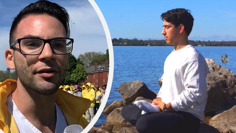 Jóvenes se recuperan del abuso de drogas gracias a una práctica milenaria de meditación y mejoramiento integral llamada Falun Dafa. (Crédito: NTDTV)