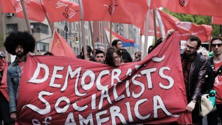 Cómo los socialistas democráticos están ganando el control del Partido Demócrata