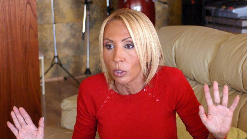 La presentadora peruana de televisión Laura Bozzo ofrece una entrevista a la Agencia Efe. EFE/Paco Chuquiure/Archivo