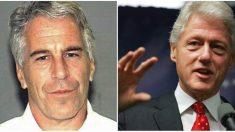 """Bill Clinton visitó la """"isla pedófila"""" de Jeffrey Epstein, según documentos desclasificados"""