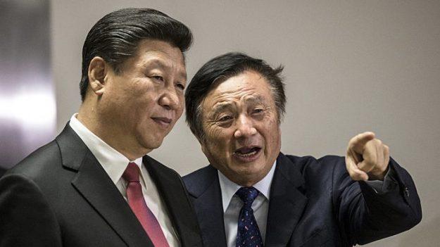 Persona relacionada a Huawei revela la íntima relación de la compañía con el Partido Comunista Chino
