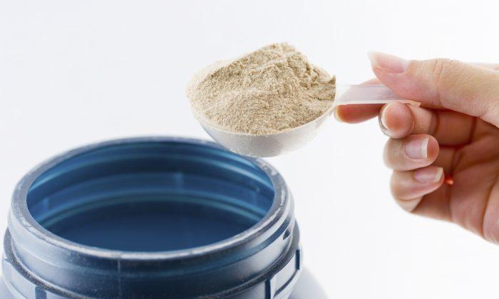 Imagen ilustrativa de un preparado proteico. (Jay_Zynism/iStock)