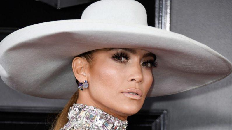 Jennifer Lopez. (Crédito: VALERIE MACON/AFP/Getty) Images)