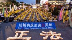 20 años de persecución en China: Vigilia ilumina la memoria de las vidas perdidas