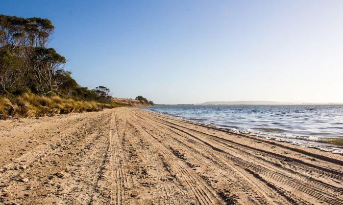 Imagen de archivos de una playa. (Illustration - Pixabay)