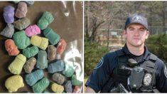 Descubren drogas en forma de caricaturas y dulces, la policía advierte a padres y maestros