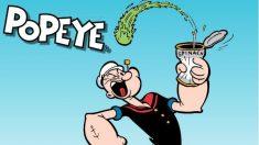"""""""Popeye"""" de la vida real hace buen uso de sus talentos"""